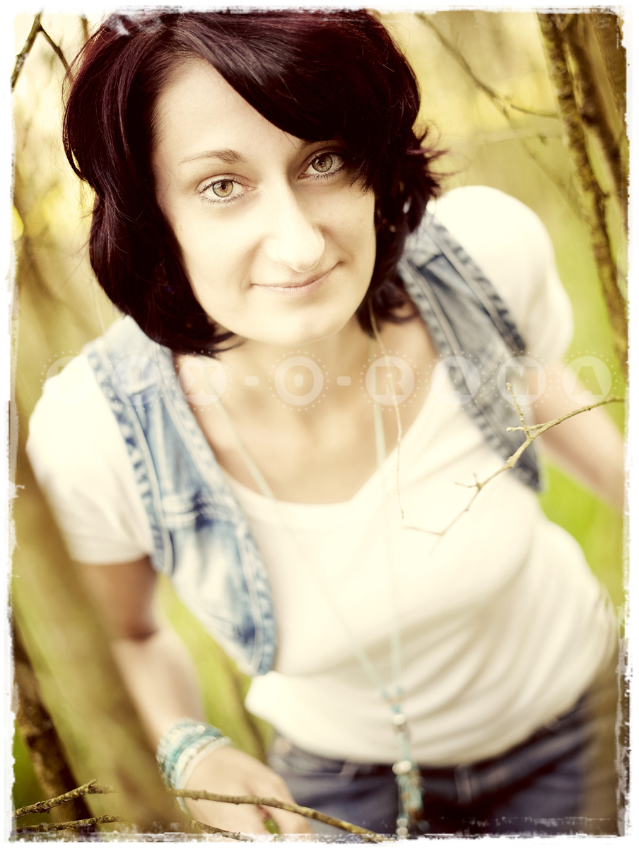 Natürliche Portraitfotografie