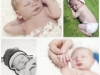 Natürliche Babyfotografie