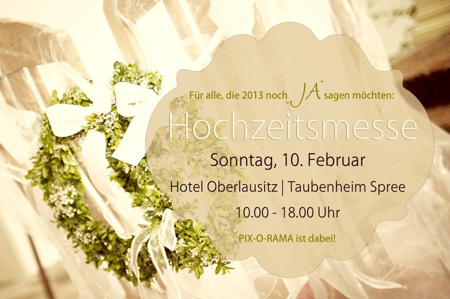 Hochzeitsmesse Taubenheim