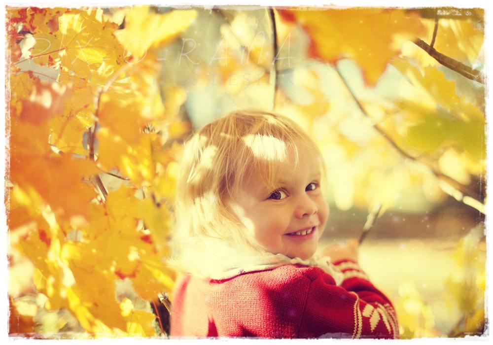HerbstKinderfotografie