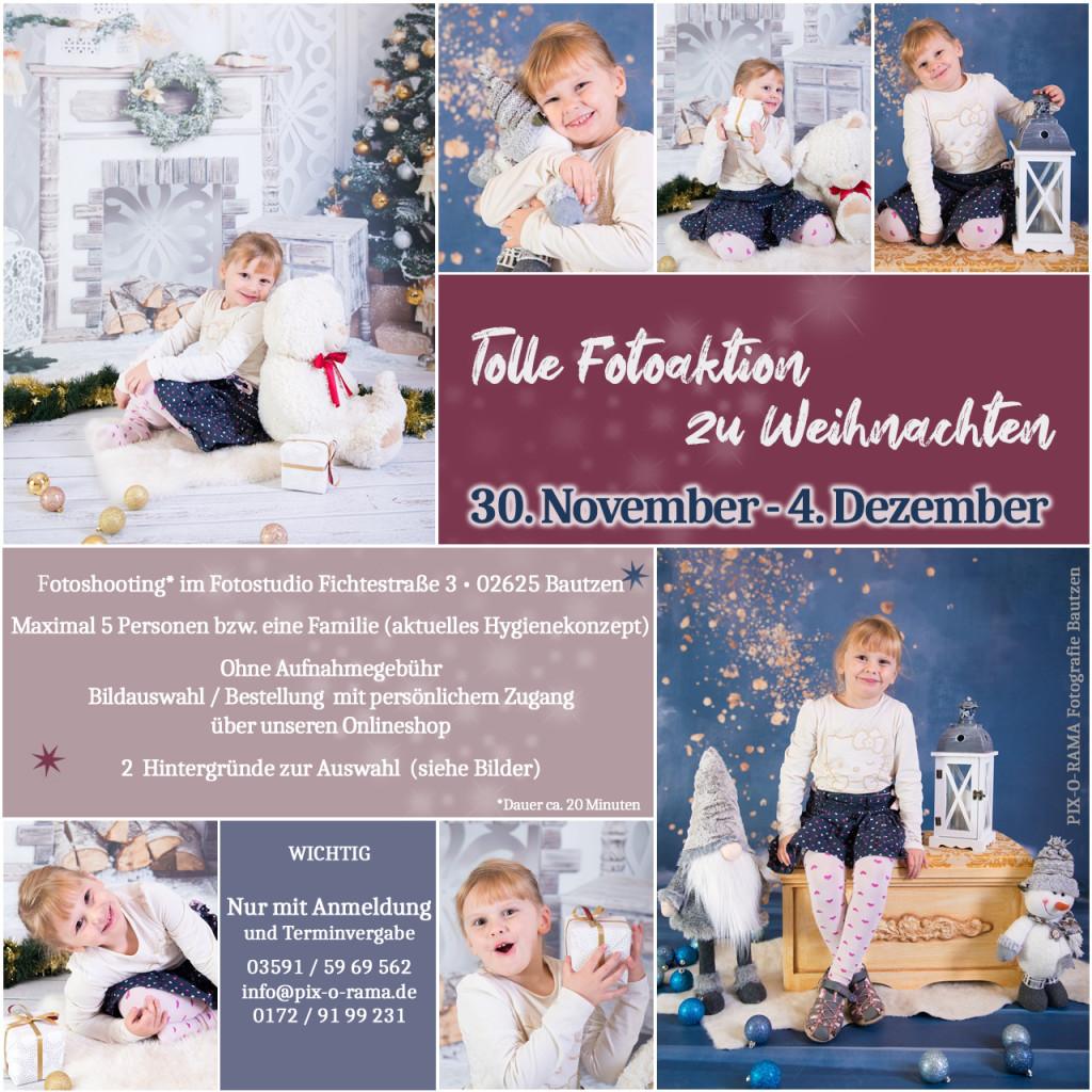 Weihnacht Fotoaktion Bautzen Fotografie PIX-O-RAMA
